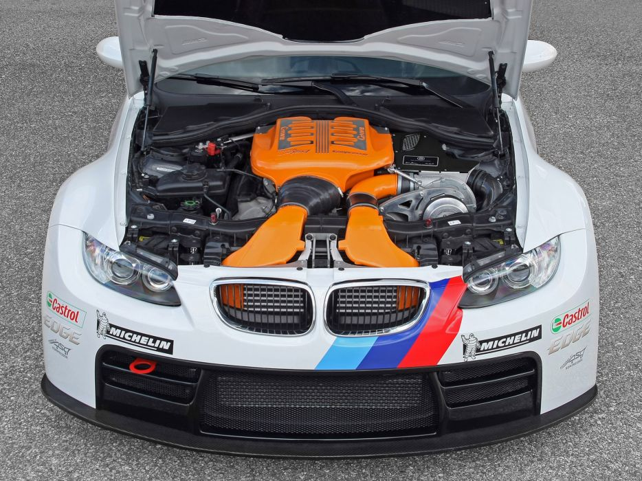 2013 G-Power BMW M3 GT2-R E92 gt2 tuning race racing engine engines 3 wallpaper