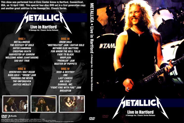 METALLICA thrash heavy metal gb wallpaper