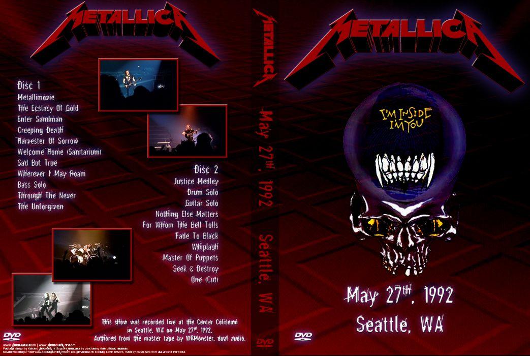 METALLICA thrash heavy metal    gd wallpaper