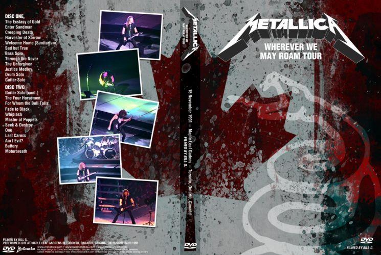 METALLICA thrash heavy metal hd wallpaper