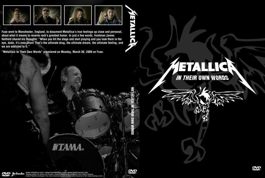 METALLICA thrash heavy metal    hk wallpaper