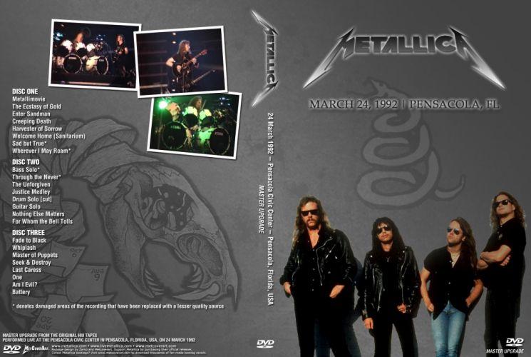 METALLICA thrash heavy metal ra wallpaper
