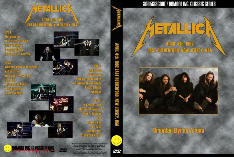 METALLICA thrash heavy metal rb wallpaper