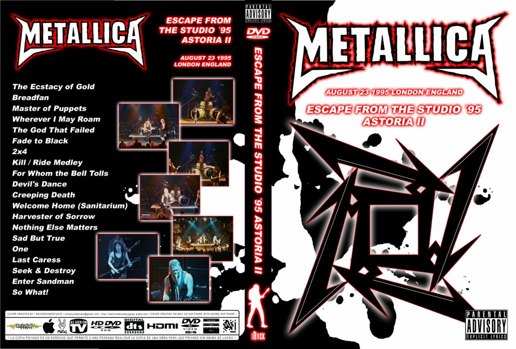 METALLICA thrash heavy metal    tg wallpaper