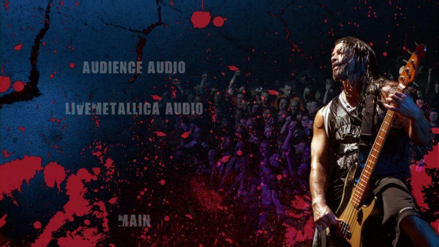 METALLICA thrash heavy metal wa wallpaper