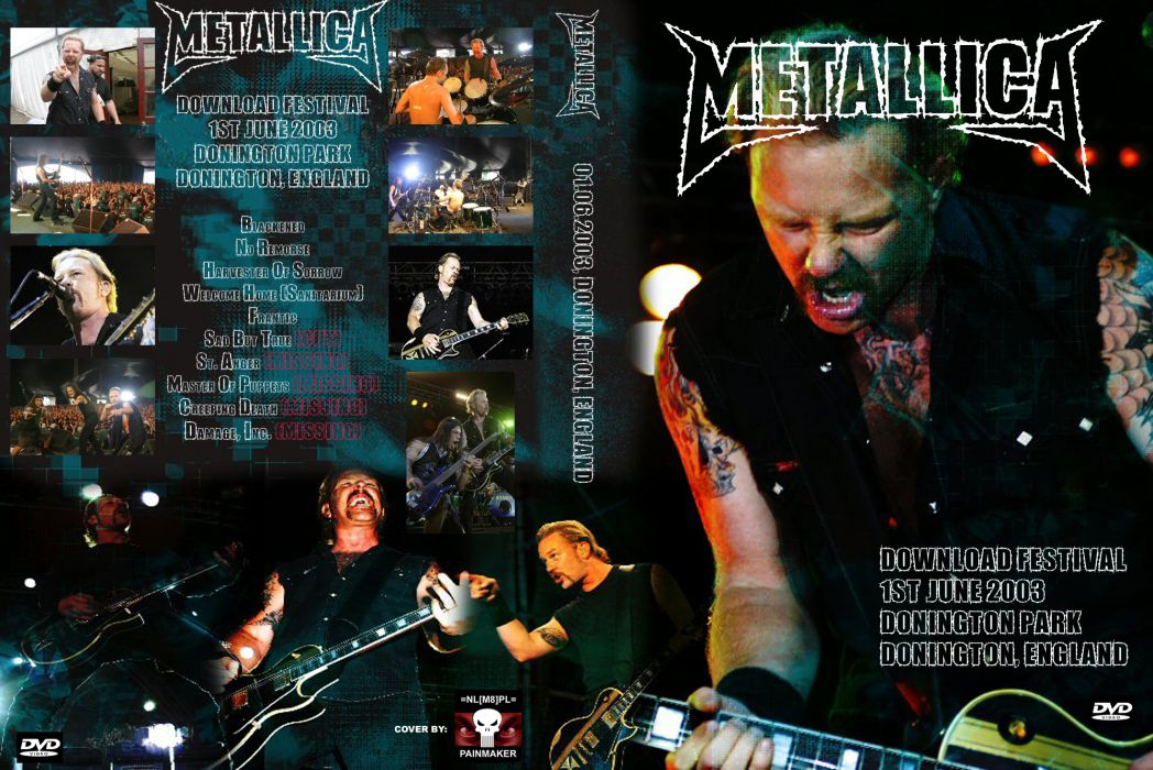 METALLICA thrash heavy metal    yc wallpaper