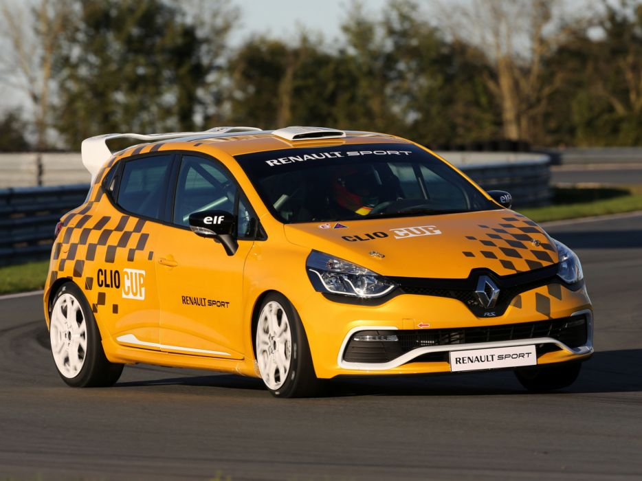 2013 renault clio r s cup tuning race racing wallpaper. Black Bedroom Furniture Sets. Home Design Ideas