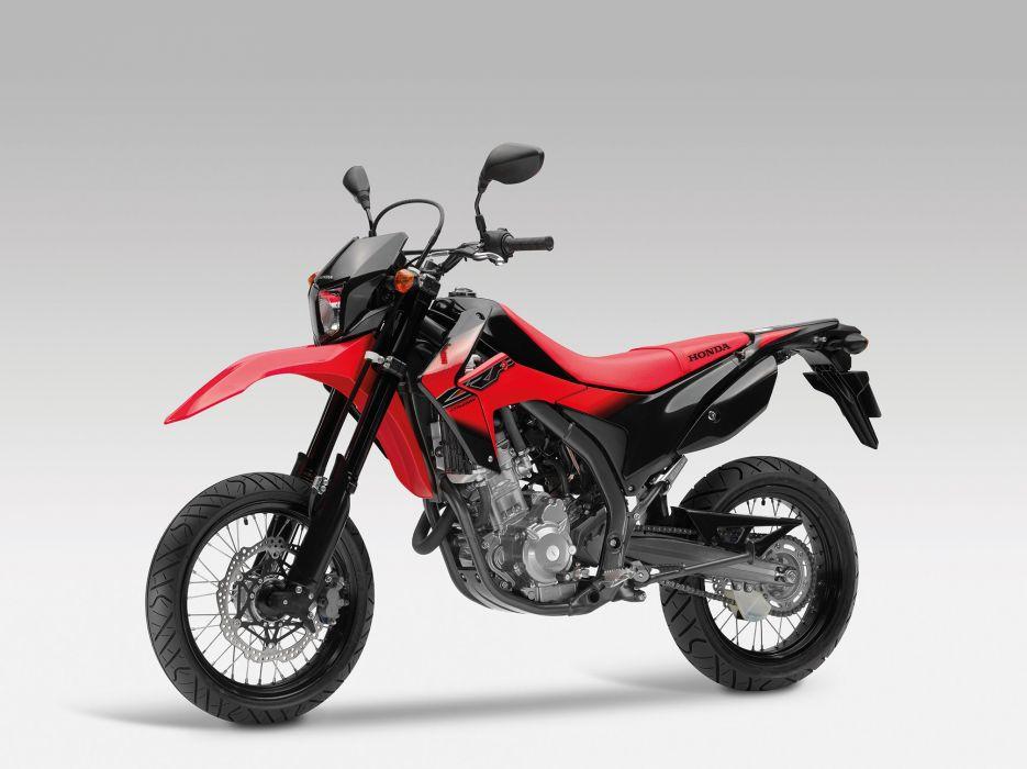 2014 Honda CRF250M bike motorbike dirtbike  f wallpaper