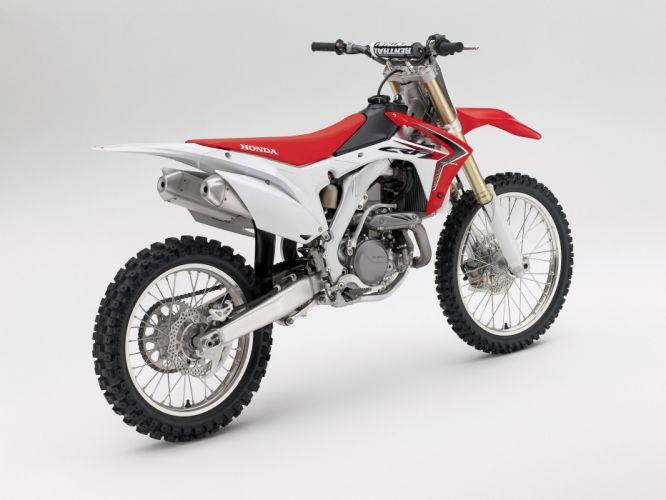 2014 Honda CRF450R dirtbike bike motorbike f wallpaper