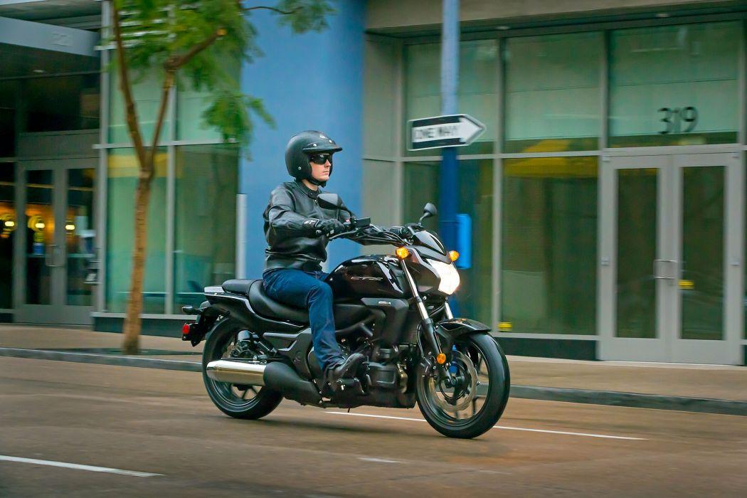 2014 Honda CTX700N bike motorbike  fw wallpaper
