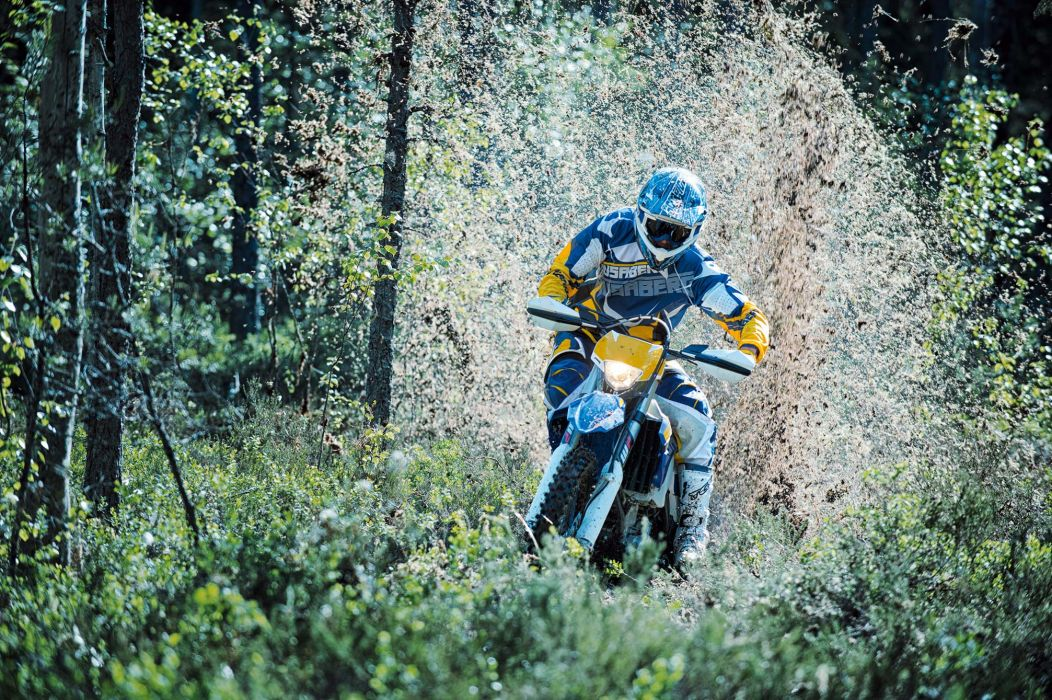 2014 Husaberg FE450 dirtbike motorbike bike wallpaper