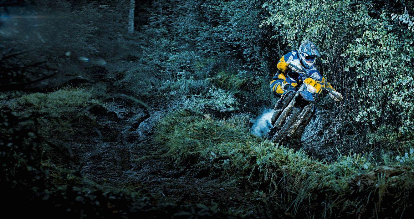 2014 Husaberg TE125 dirtbike motorbike bike wallpaper
