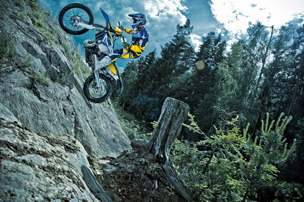 2014 Husaberg Te300 Dirtbike Motorbike Bike Wallpaper