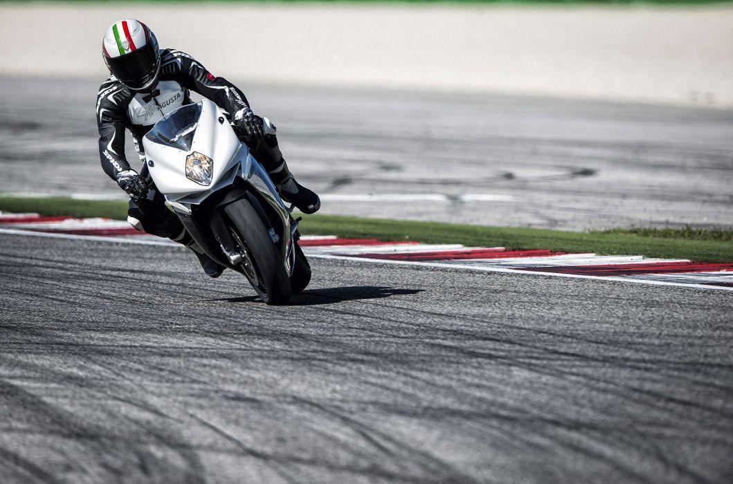 2014 MV-Agusta F3 800 superbike bike motorbike f-3 race racing wallpaper