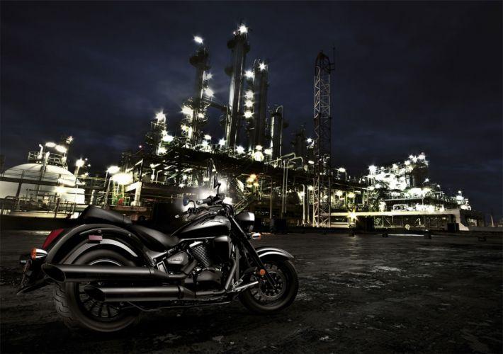 2014 Suzuki Boulevard C50 BOSS bike motorbike f wallpaper