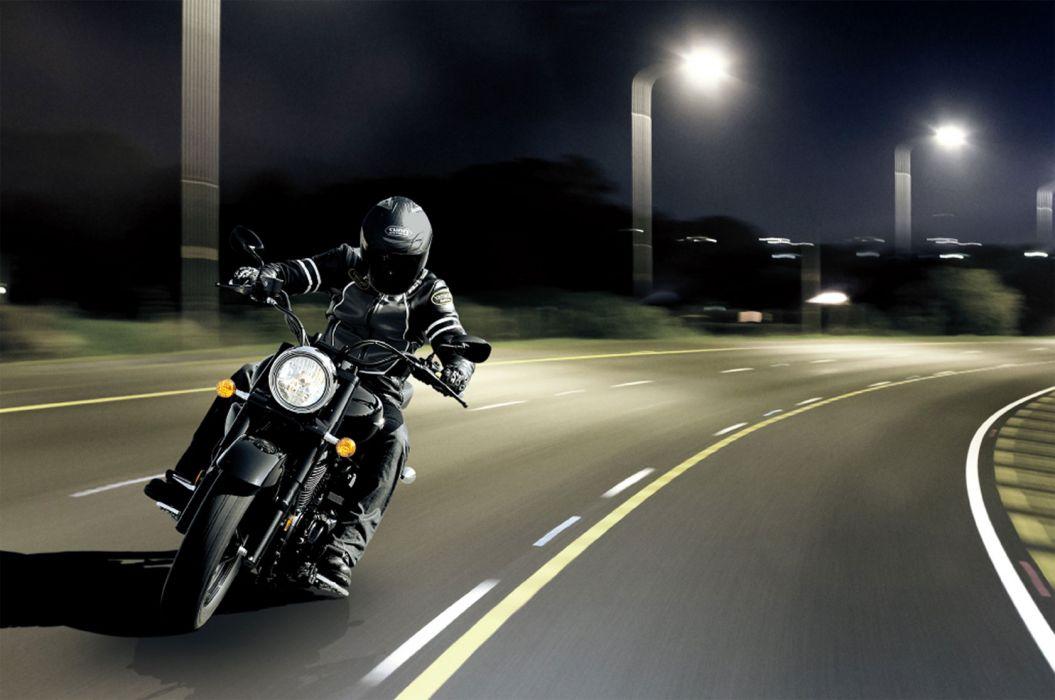 2014 Suzuki Boulevard C50 BOSS bike motorbike wallpaper
