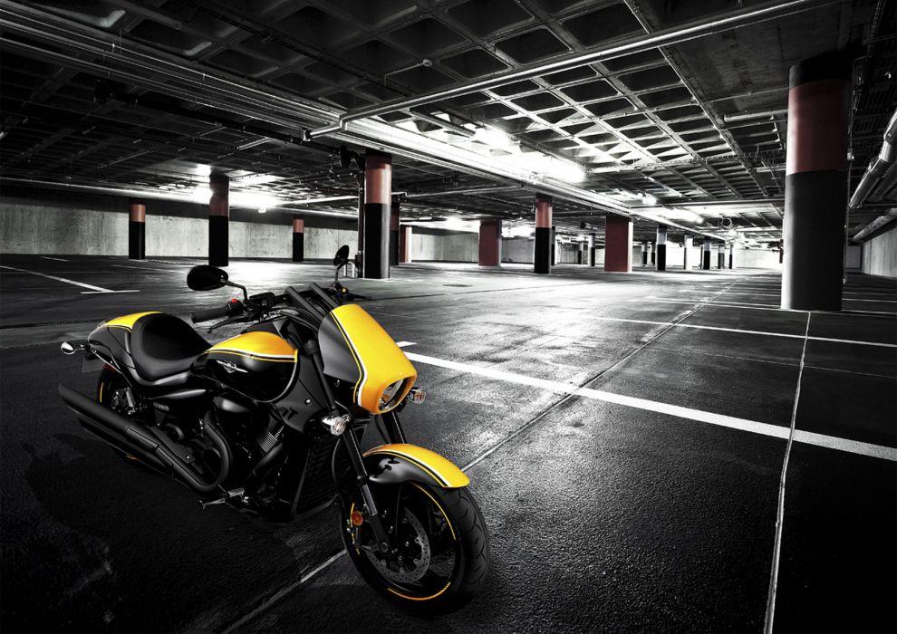 2014 Suzuki Boulevard M109R BOSS bike motorbike   d wallpaper