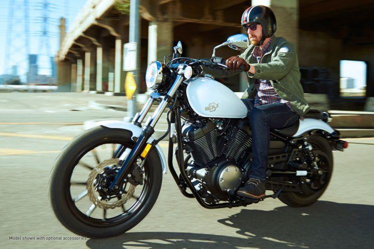 2014 Yamaha Bolt bike motorbike wallpaper