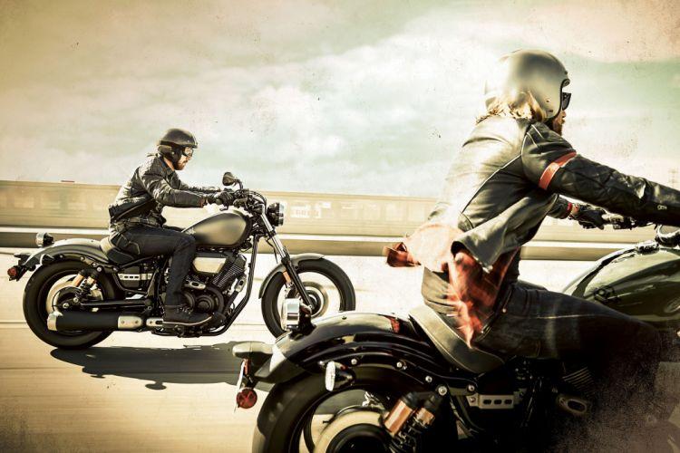 2014 Yamaha Bolt R-Spec bike motorbike d wallpaper