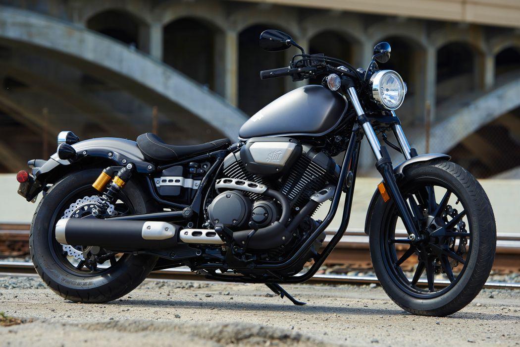 2014 Yamaha Bolt R Spec Bike Motorbike D Wallpaper