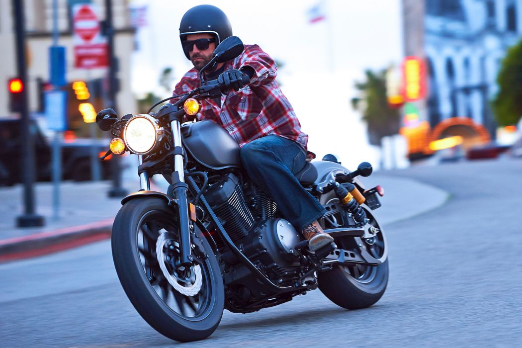 2014 Yamaha Bolt R Spec Bike Motorbike Wallpaper
