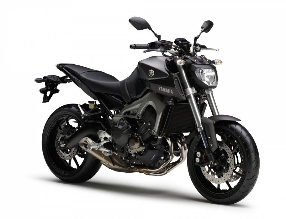 2014 Yamaha MT-09 bike motorbike   fd wallpaper