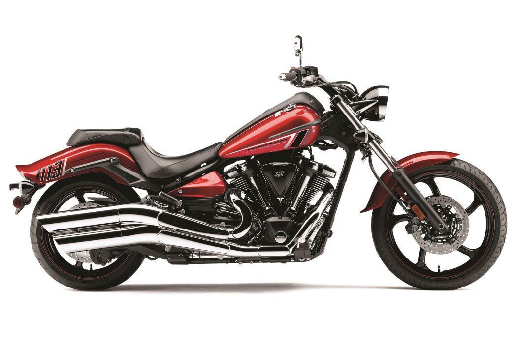 2014 Yamaha Raider bike motorbike   f wallpaper