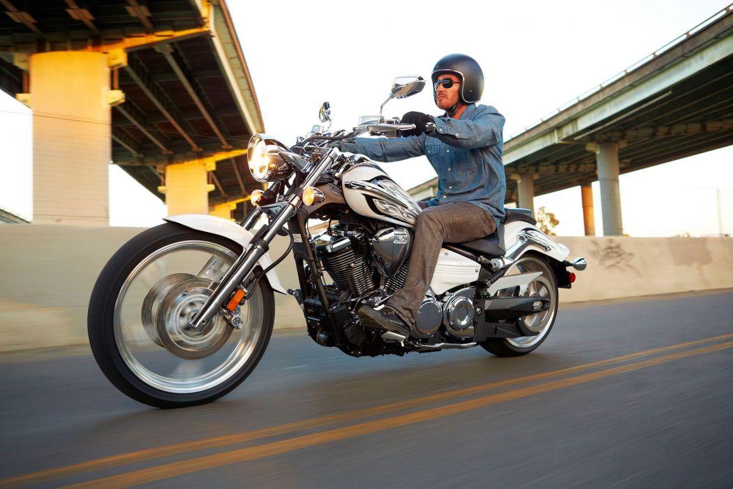 2014 Yamaha Raider-S bike motorbike raider wallpaper