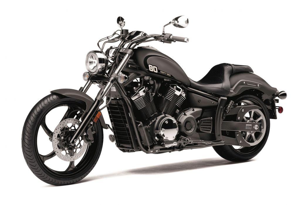 2014 Yamaha Stryker bike motorbike    f wallpaper