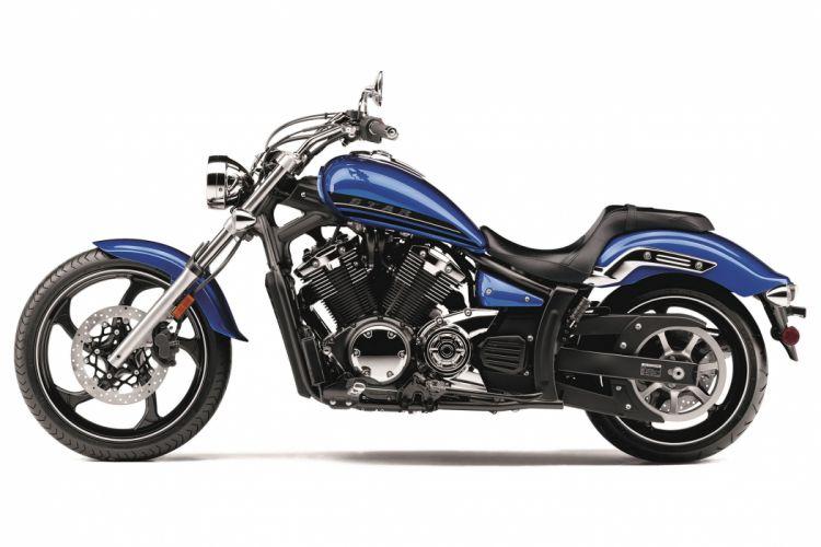 2014 Yamaha Stryker bike motorbike wallpaper