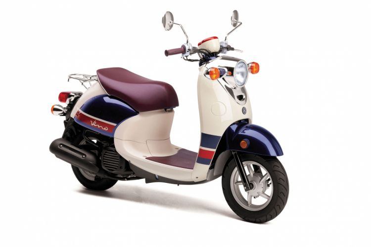 2014 Yamaha Vino Classic scooter bike motorbike f wallpaper