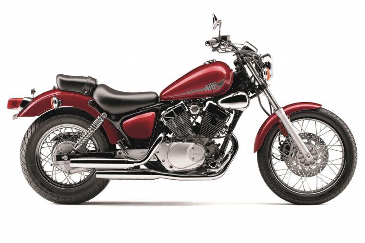 2014 Yamaha V-Star 250 bike motorbike g wallpaper