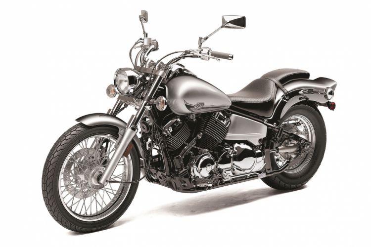 2014 Yamaha V Star 650 Custom Bike Motorbike D Wallpaper