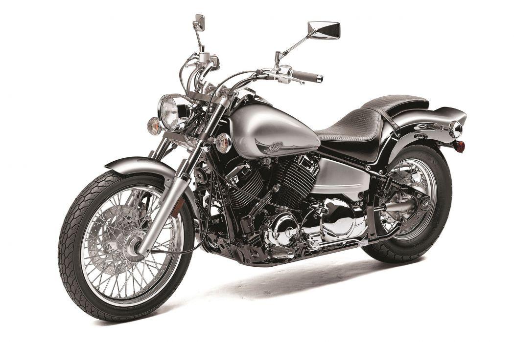 2014 Yamaha V-Star 650 Custom bike motorbike     d wallpaper