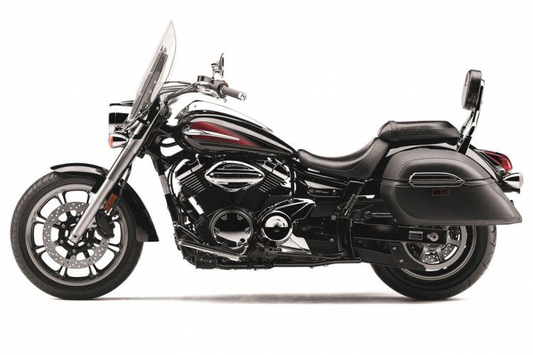 2014 Yamaha V-Star 950 Tourer bike motorbike f wallpaper