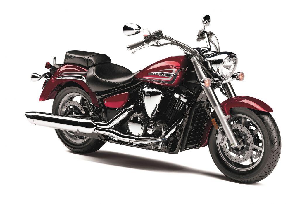 2014 Yamaha V-Star 1300 bike motorbike  e wallpaper