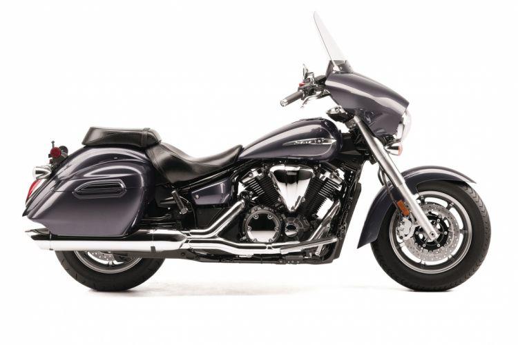 2014 Yamaha V-Star 1300 Deluxe bike motorbike wallpaper