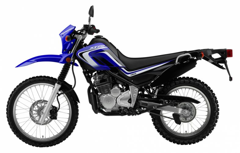 2014 Yamaha XT250 bike motorbike dirtbike wallpaper