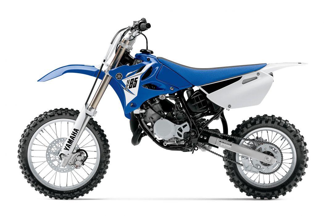 2014 Yamaha YZ85 2-Stroke bike motorbike dirtbike   f wallpaper