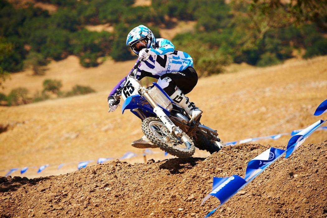 2014 Yamaha YZ85 2-Stroke bike motorbike dirtbike wallpaper
