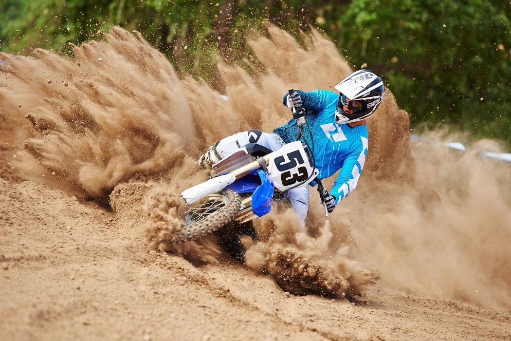 2014 Yamaha YZ250F bike motorbike dirtbike race racing wallpaper