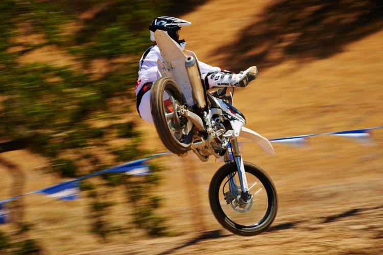 2014 Yamaha YZ450F bike motorbike dirtbike race racing d wallpaper