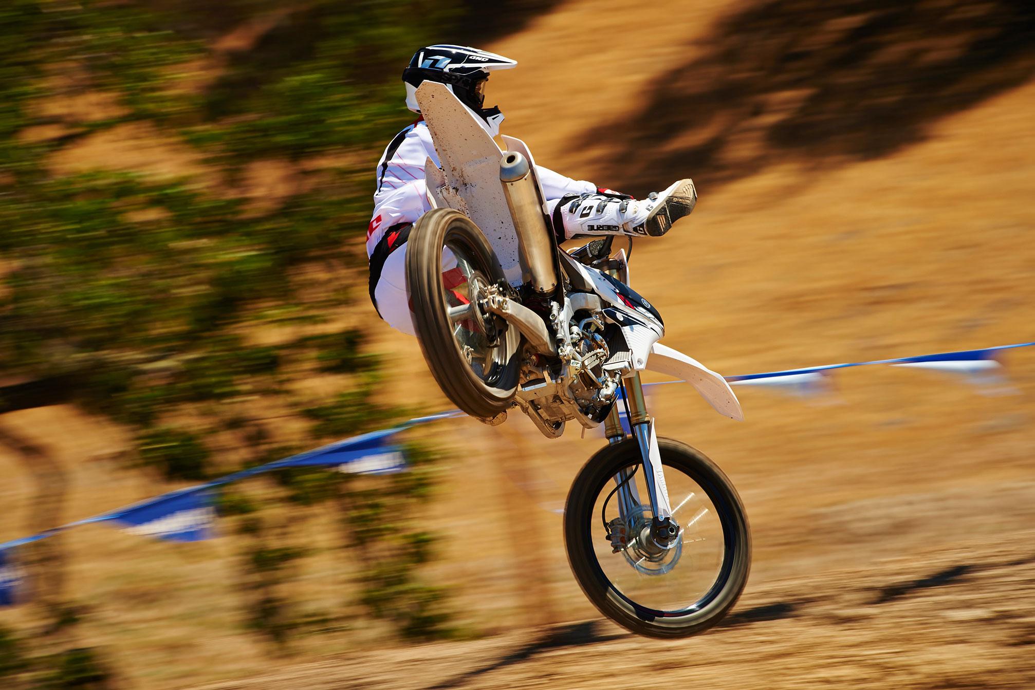 Yamaha Yz450f Dirt Motorcycle Wallpaper Hd Desktop: 2014 Yamaha YZ450F Bike Motorbike Dirtbike Race Racing D