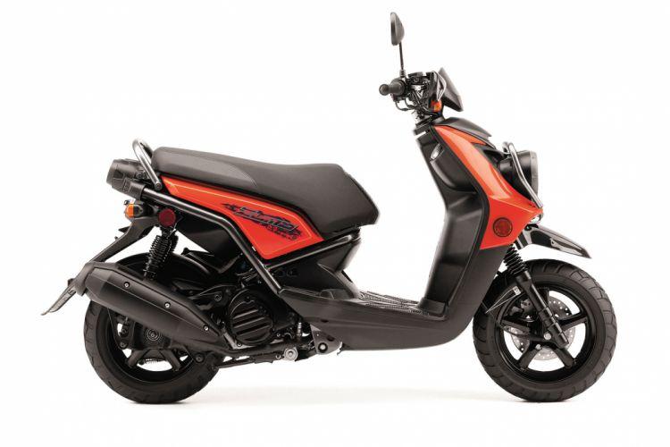 2014 Yamaha Zuma 125 scooter bike motorbike wallpaper