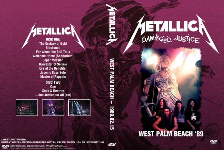 METALLICA thrash heavy metal go wallpaper