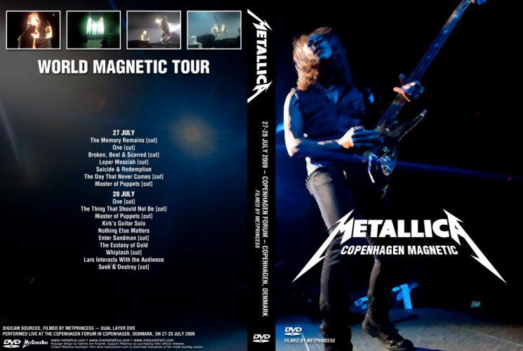 METALLICA thrash heavy metal ou wallpaper