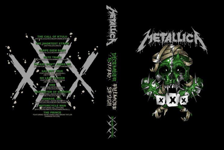 METALLICA thrash heavy metal qn wallpaper