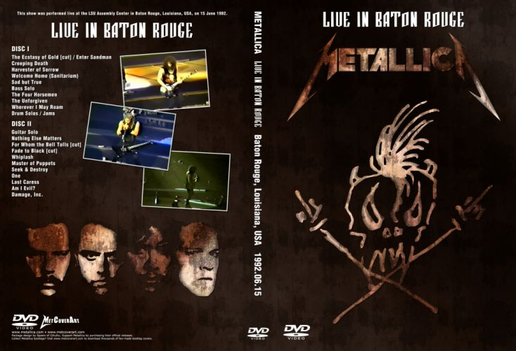 METALLICA thrash heavy metal y wallpaper