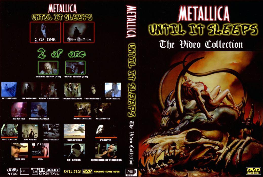 METALLICA thrash heavy metal  fp wallpaper