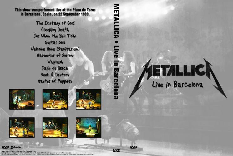 METALLICA thrash heavy metal n wallpaper